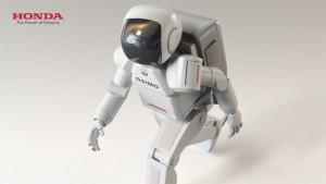 Asimo © Honda Motor Co., Ltd.